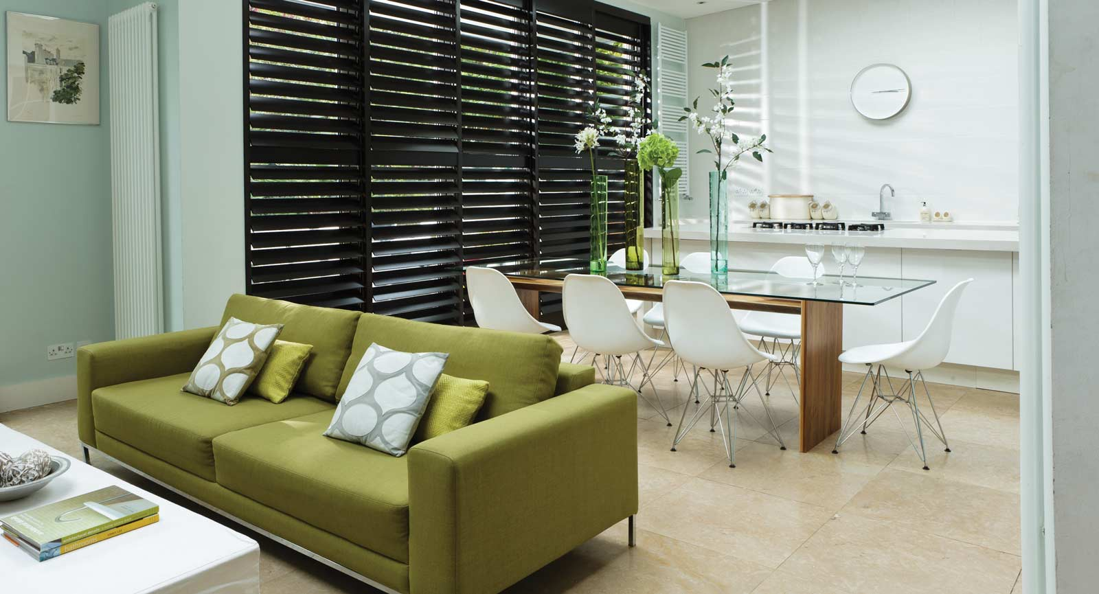 Tracked Shutters Newcastle